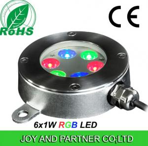China 6W RGB LED Pool Light for swimming pool Light,Underwater Lighting(JP-94263) on sale