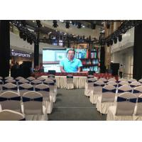 Indoor High Definition P3.91mm Smd Led Display Screen Full Color For Stage Rental