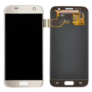 China Light Weight Cell Phone LCD Screen Touch Digitizer Assembly For Samsung Galaxy S7 on sale