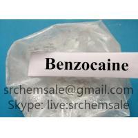 Benzocaine Raw Trenbolone Acetate Powder Steroids Anesthetic Pain Killer Powder 99.9% Purity