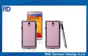 China Hybrid Mobile Phone Protective Cases / Samsung Galaxy Note 3 Bumper Frame on sale