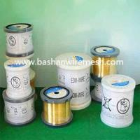 xinxiang bashan Hot sale high quality brass wire/EDM brass wire by China factory