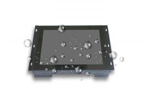 China 5 Wire Resistive Touch Screen Monitor Aluminium Alloy Material With Light Sensor on sale