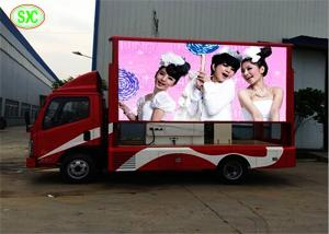 China Mobile Led Roadshow Truck Full Color Outdoor Display Screen P5 P6 P8 mobile led display on sale