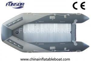 China Pessoa inflável dobrável resistente do bote 6 da pesca com o CE da UE aprovado on sale