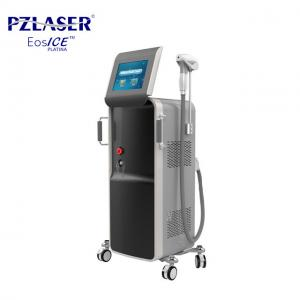 China Facial Hair Removal Laser Machine / Laser Depilation Equipment With 3 Wavelength on sale