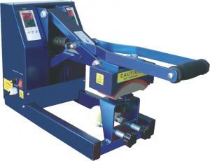 China 200W Heating Press Machine Digital Cap Press For T - Shirt Printing on sale