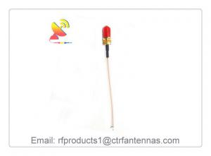 China C&T RF Antennas RF Coax Cable Assembly SMA Female to U.FL connector w/RG1.13 RF Cable for RF Antennas Cable Adapter on sale