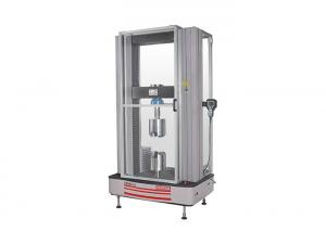 China Dual Column Tensile Testing Machine 100kN With Multi Language Software ETM105D-TS on sale