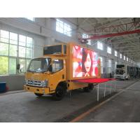 High Brightness SMD P8 Moblie Truck Led Display Boards Outdoor Wide Viewing Angle