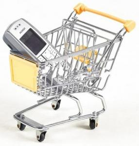 China Toy Gift Mini Shopping Cart kid trolley on sale
