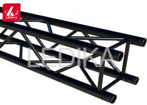 China Aluminum Painted Colorful Silver Or Black or OEM Color Light Coated Truss on sale