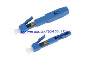 China Precision Field Assembly Connector LC Fiber Optic Connector for FTTx on sale