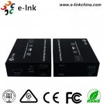 HDMI 2.0 Fiber Optic Transmitter And Receiver Multi Mode Fiber Type 18Gbps Data Rate