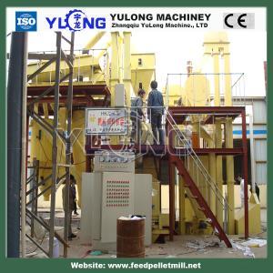 China Organic fertilizer pellet production line on sale