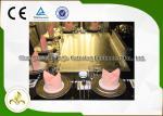 Gota do sistema de ventilação na capacidade dos assentos da eficiência elevada 7 da tabela da grade de Teppanyaki