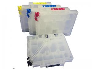 China Compatible Refillable Ink Cartridges , Reusable Ink Cartridges For Ricoh SG2100N on sale