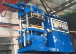 Horizontal 300 Ton Large Size Rubber Heat Exchange Gasket Injectin Machine For Any Mould