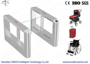 China Intelligent Access Control Turnstile Security Systems , Turnstile Residence Gates on sale