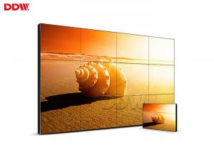 China Anti Glare Multiple Tv Video Wall / Splice Function Seamless Video Wall Displays on sale