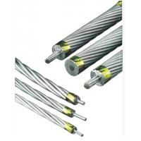 Eco Friendly Aluminum Conductor Steel Reinforced High Temperature Resistant