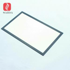 China custom 2-6mm  tempered Silk-Printed Glass/Screen Printing Glass for LED-backlit LCD flat panel display on sale