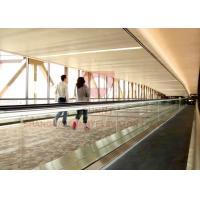 Moving Walk Moving Walk Escalator For Large Passenger Flow , Long Operation Time