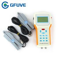 China 45-65Hz Protection Relay Test Equipment , Double Clamp Digital Phase Angle Meter on sale