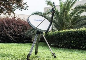 China High Power KA Band Point to Point Microwave Antennas Dual Polarization on sale