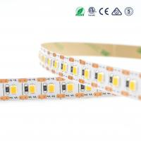 IP20 2835 Flexible Adhesive Led Strip Lights 120 LEDs / Meter Every 1 LED Cuttable 5VDC