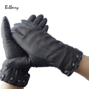 China Hot sale deerskin leather gloves on sale