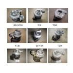 Equipos del turbocompresor y de reparación