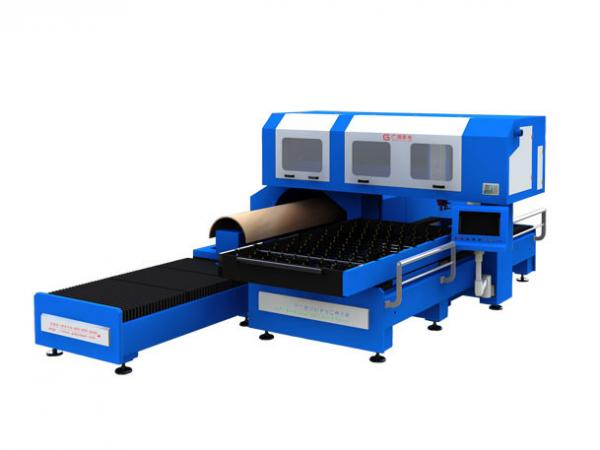 1500w 3 Phase Co2 Metal Laser Cutting Machine With Flat