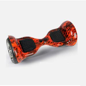 China Red Big Wheel Hoverboard Light Up on sale