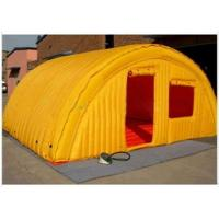 2012 hot selling camping inflatable tent, advertising tents