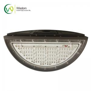 China 5000k 7700 Lumens Exterior Lighting Fixtures Commercial Wall Mounted UL DLC 4.2 AC 120-277V on sale