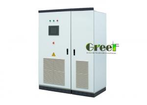 China 3 Phase On Grid Inverter , Grid Tie Inverter Output Frequency 50Hz 60Hz on sale