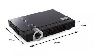 China Best Lamp All in one projector windows 8 system led mini projector on sale
