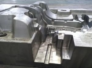China High Hardness Die Cast Tooling , Diy Aluminum Casting Molds Good Finishing on sale