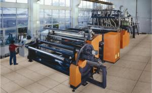 China stretch film making machine on sale