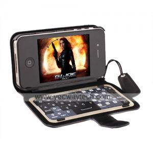 China Dual SIM Cell Phone with QWERTY Keypad + WIFI (Quadband) on sale