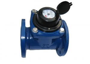 China LXLC ( R )-40~300 ( Mm ) Residential Water Meter , Water Flow Rate Meter on sale