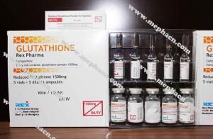 China Hot sale 1500mg, Glutathione injection for skin whitening with high qulity and low price wholesale
