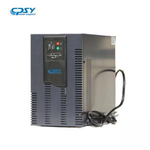 China ATM Machine 2kva Single Phase Online UPS High Frequency Pure Sine Wave UPS Power Supply on sale