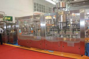 China Electric Brewery Production Line Adjustable Speed With PLC Control Panel on sale