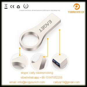China mini metal usb flash drive with customized design 8GB on sale