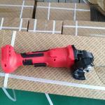 36V brushless motor Cordless Angle Grinder 2.0 A lithum ion battery