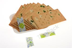 China Food Grade Oxygen Absorbers prevent oxidation of fats for dessert food and keep food fresh on sale