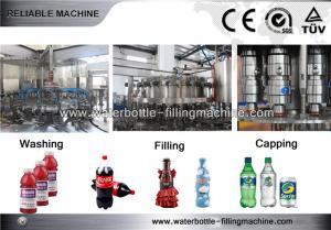 China Plastic Bottle CSD Filling Machine on sale