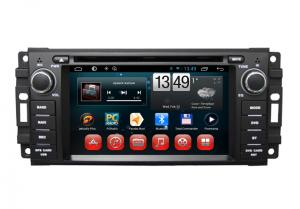 China JEEP Grand Chrokee Wrangler Compass Car GPS Navigation System Android OS DVD on sale